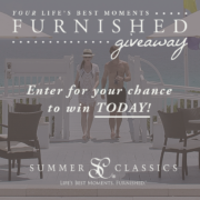 Your Life's Best Moments...Furnished Giveaway Contest!