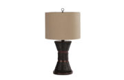 Classic Woven Lamp