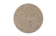 "Faux Stone 24"" Round Table Top"