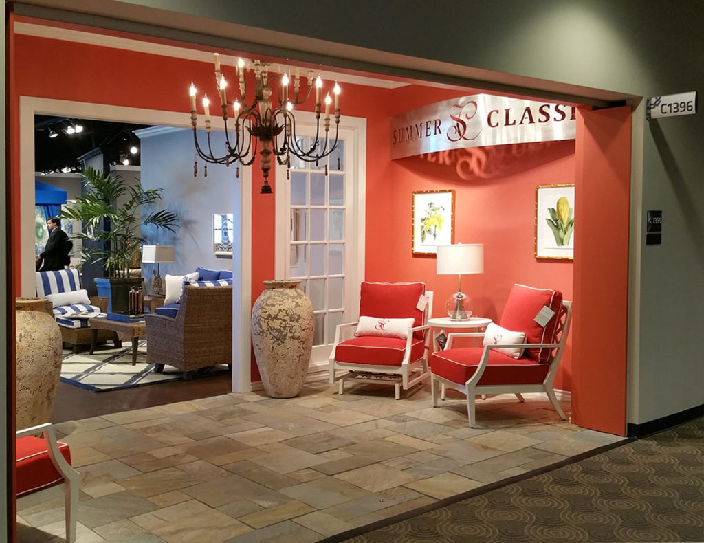 Las Vegas Outdoor Furniture Showroom C1396