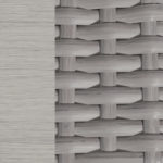 #17 Oyster | Woven Resin Wicker Finish|Summer Classics