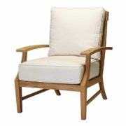 Croquet Teak Lounge Chair