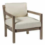 Club Teak Lounge Chair