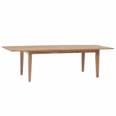 Rectangular Farm Extension Table