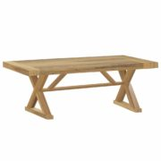 Modena Teak Rectangular Dining Table