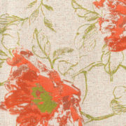 Affinity Tangerine outdoor fabric