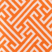 Guardian Tangerine outdoor fabric