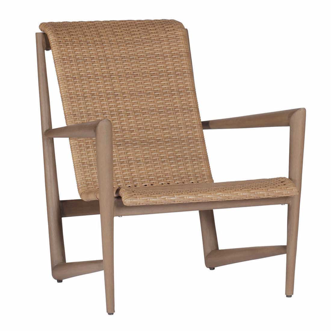 Wind Outdoor Wicker Lounge Chair