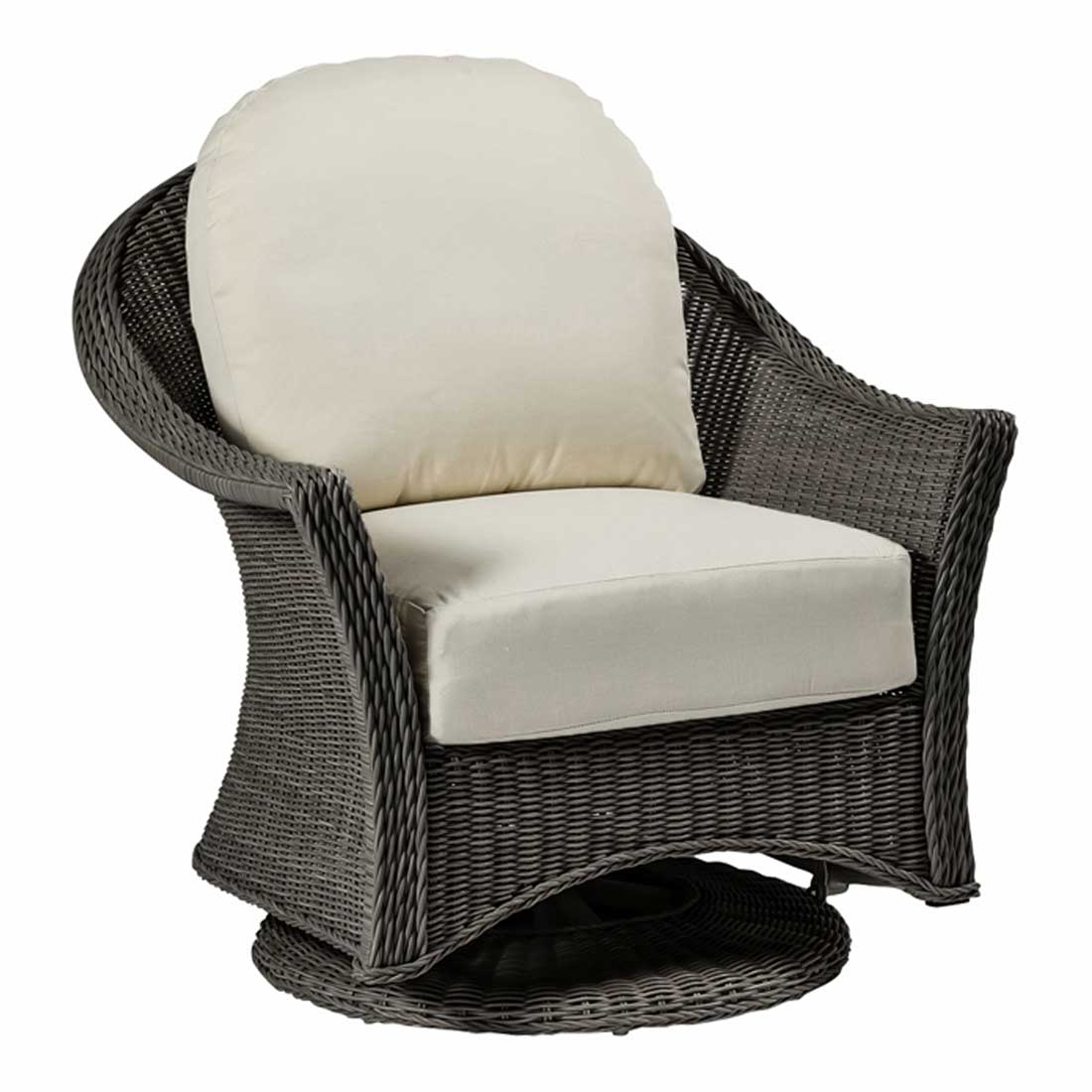 Regent Swivel Glider Outdoor Glider Furniture
