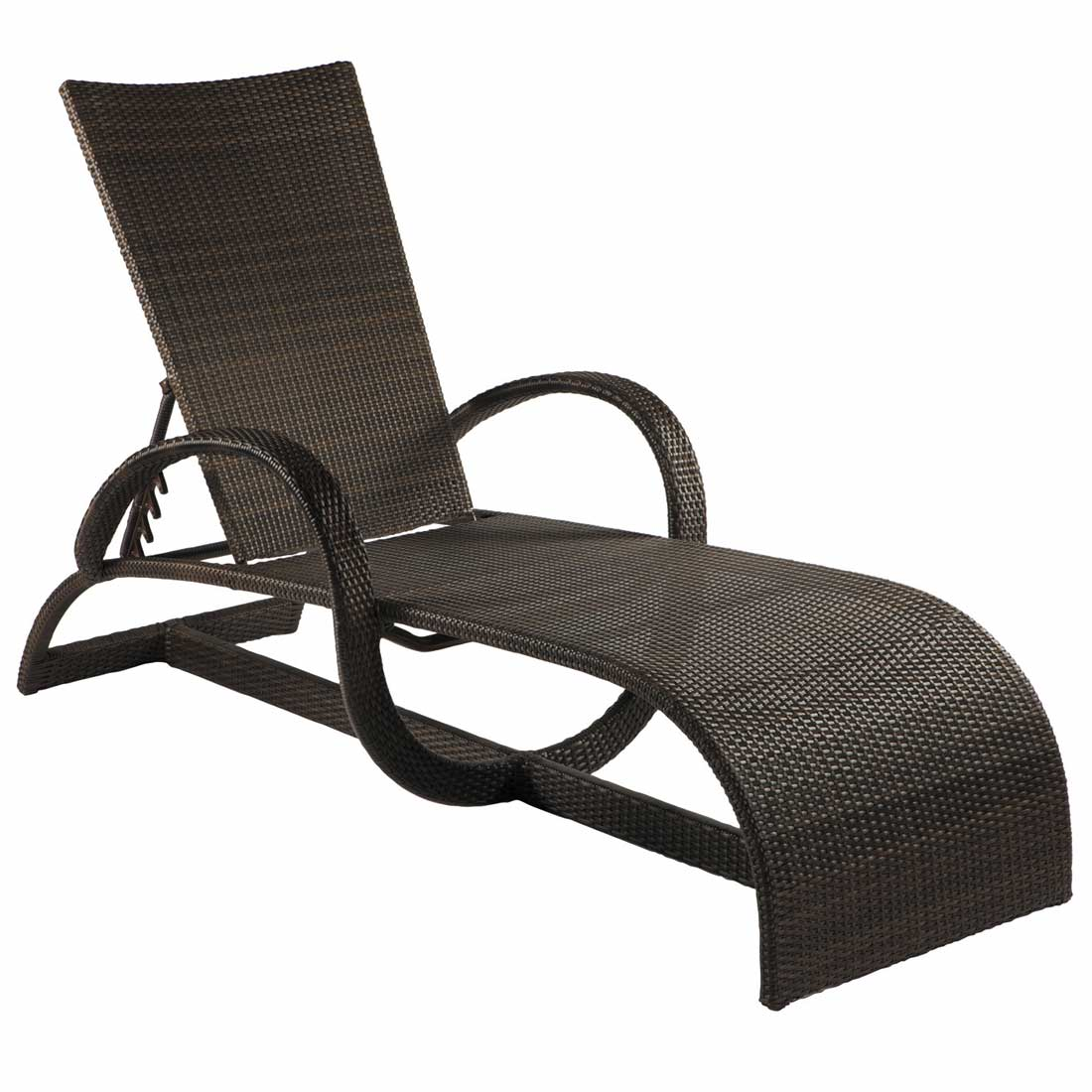 Halo patio chaise lounge chairs for Daybed bench chaise