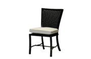 Equestrian Side Chair
