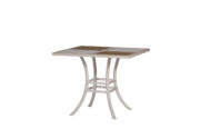 "Dolphin 36"" Square Dining Table"
