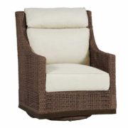 Peninsula Swivel Glide Chair