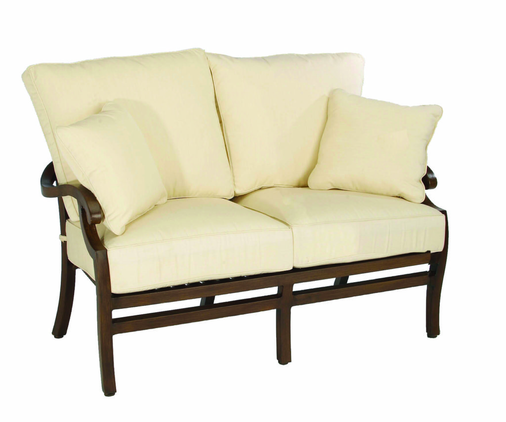 Palm Loveseat | Summer Classics