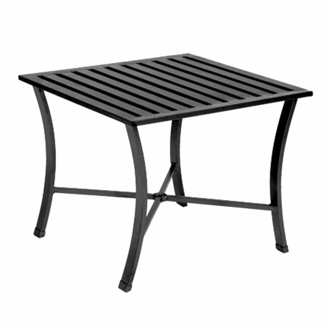 Villano End Table Small Outdoor End Tables