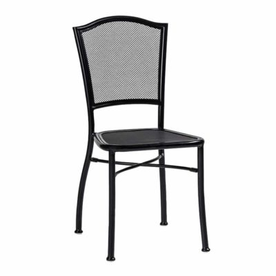 Cannes Iron Cafe Chair