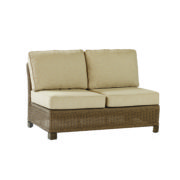 Alyssa Armless Loveseat