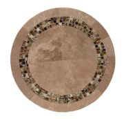 "Cathedral 36"" Round Table Top"