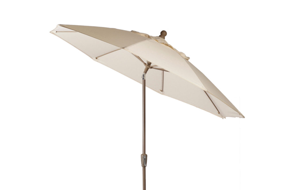 Patio umbrella | auto tilt umbrella | Summer Classics outdoor