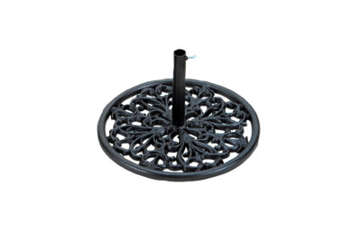 Cast Iron Umbrella Base | Patio Umbrella Base | Florentine by Summer Classics