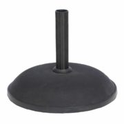 Stained Concrete Umbrella Base