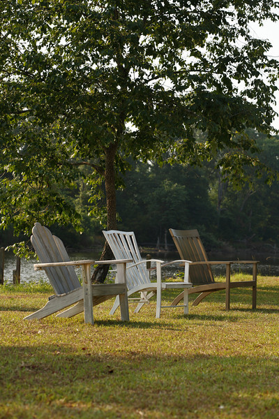 metal adirondack chairs by Summer Classics