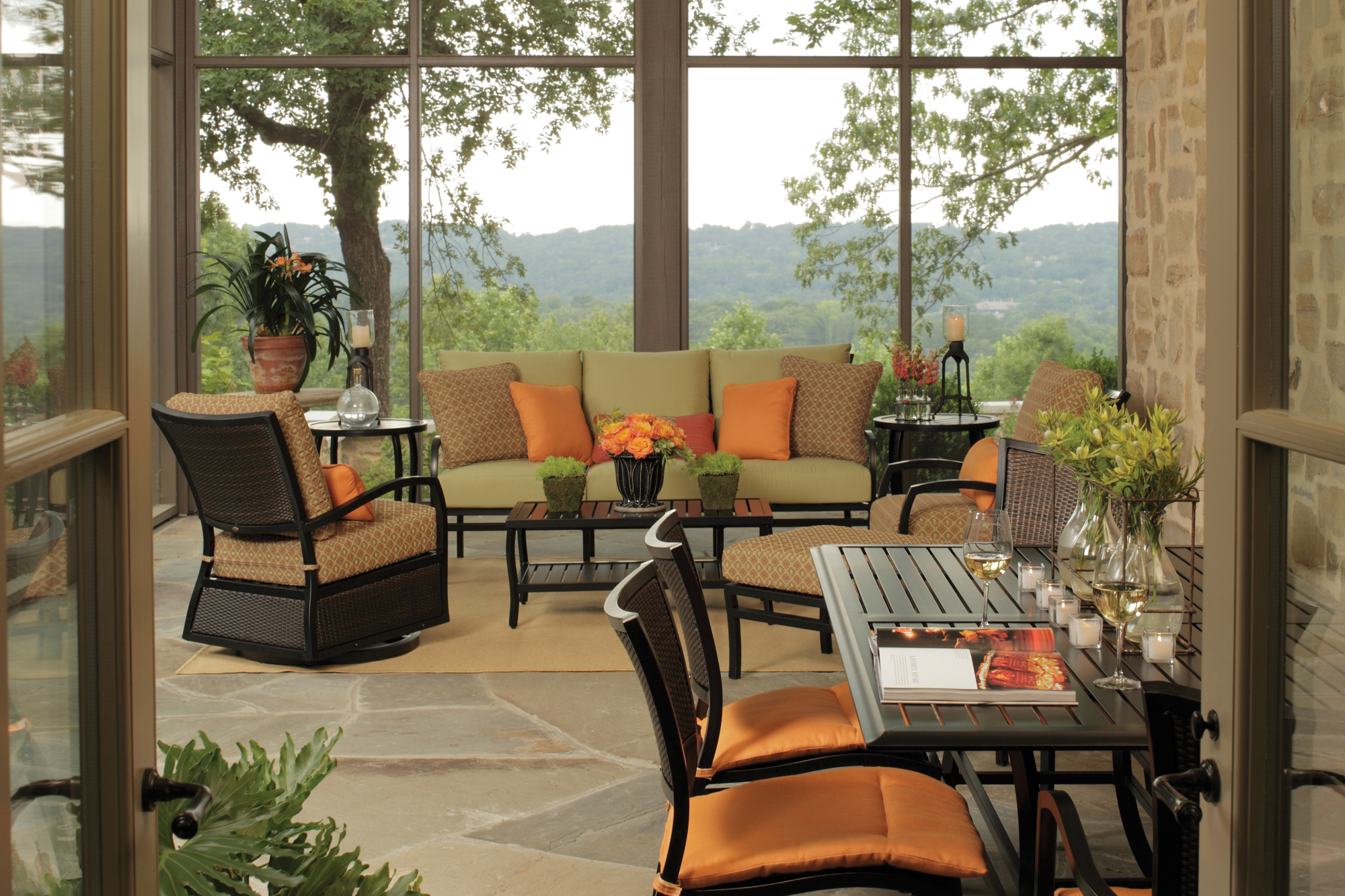 The Essential Elements Of The Perfect Patio Summer Classics - Summer classics outdoor furniture