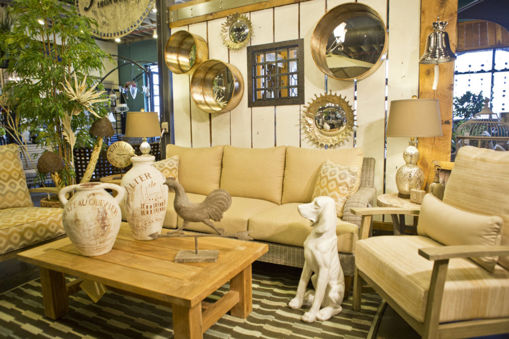 Best Use of Accessories (multiple stores) – Summer Classics Home at Fortin Ironworks Columbus, Ohio