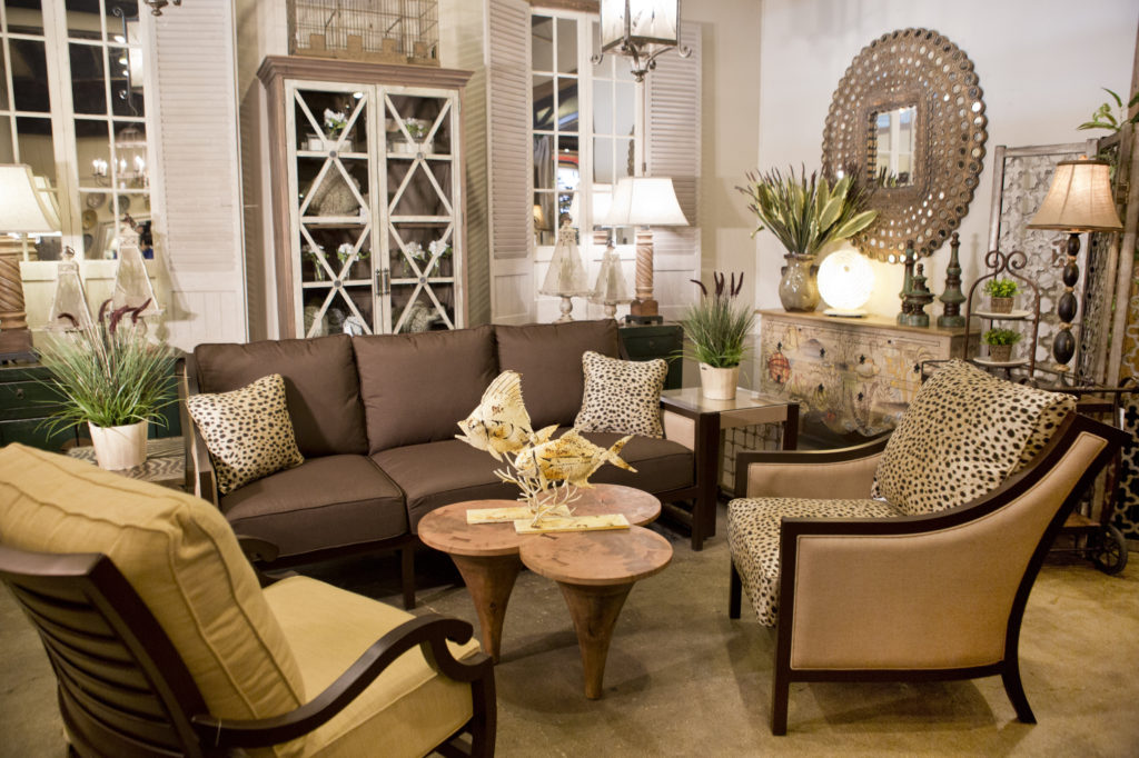 Overall Merchandising (multiple stores) – Summer Classics Home at Fortin Ironworks, Columbus, Ohio