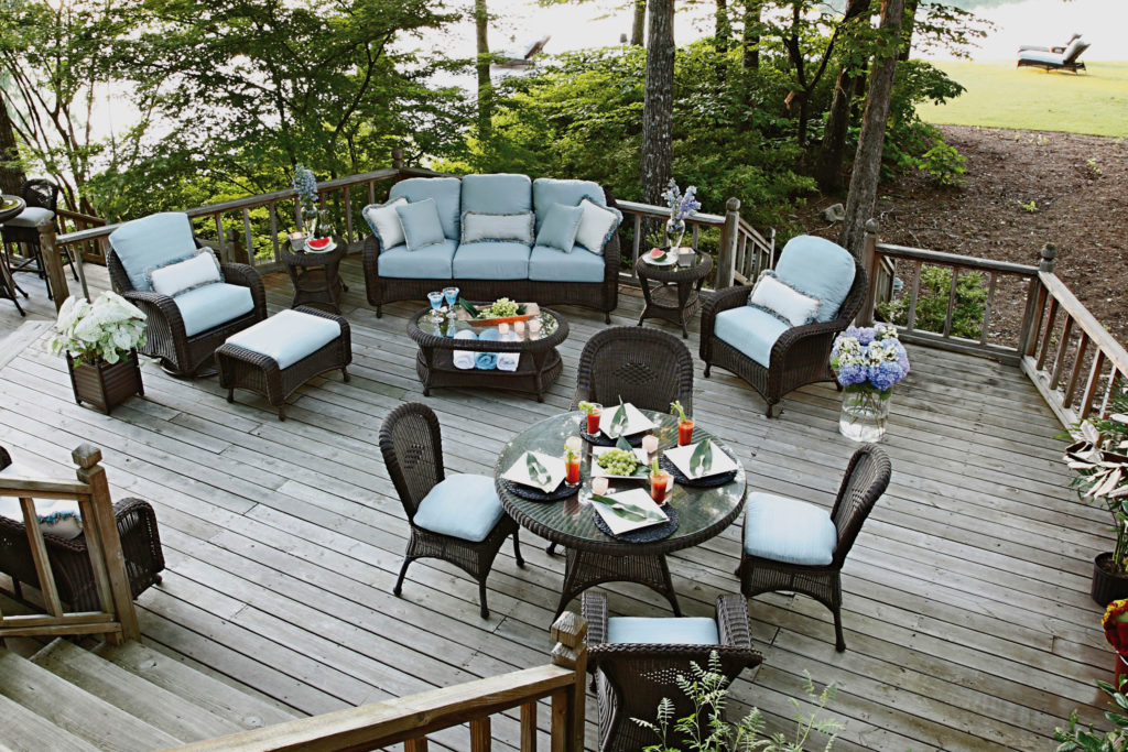Classic Wicker Patio Furniture | Summer Classics