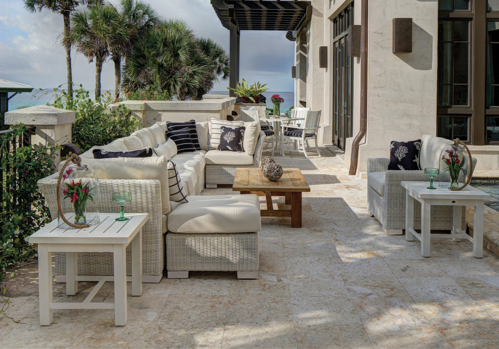 Mix It Up Curating Patio Furniture For An Eclectic