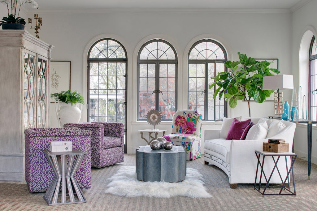 Eclectic Living Room Furniture by Gabby