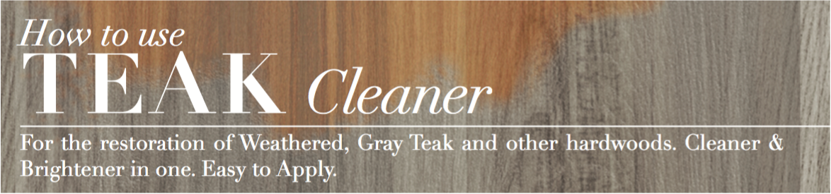 how to clean teak furniture youtube