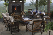 Kimberly Schlegel Whitman Shares Her Best Outdoor Fall Entertaining Secrets