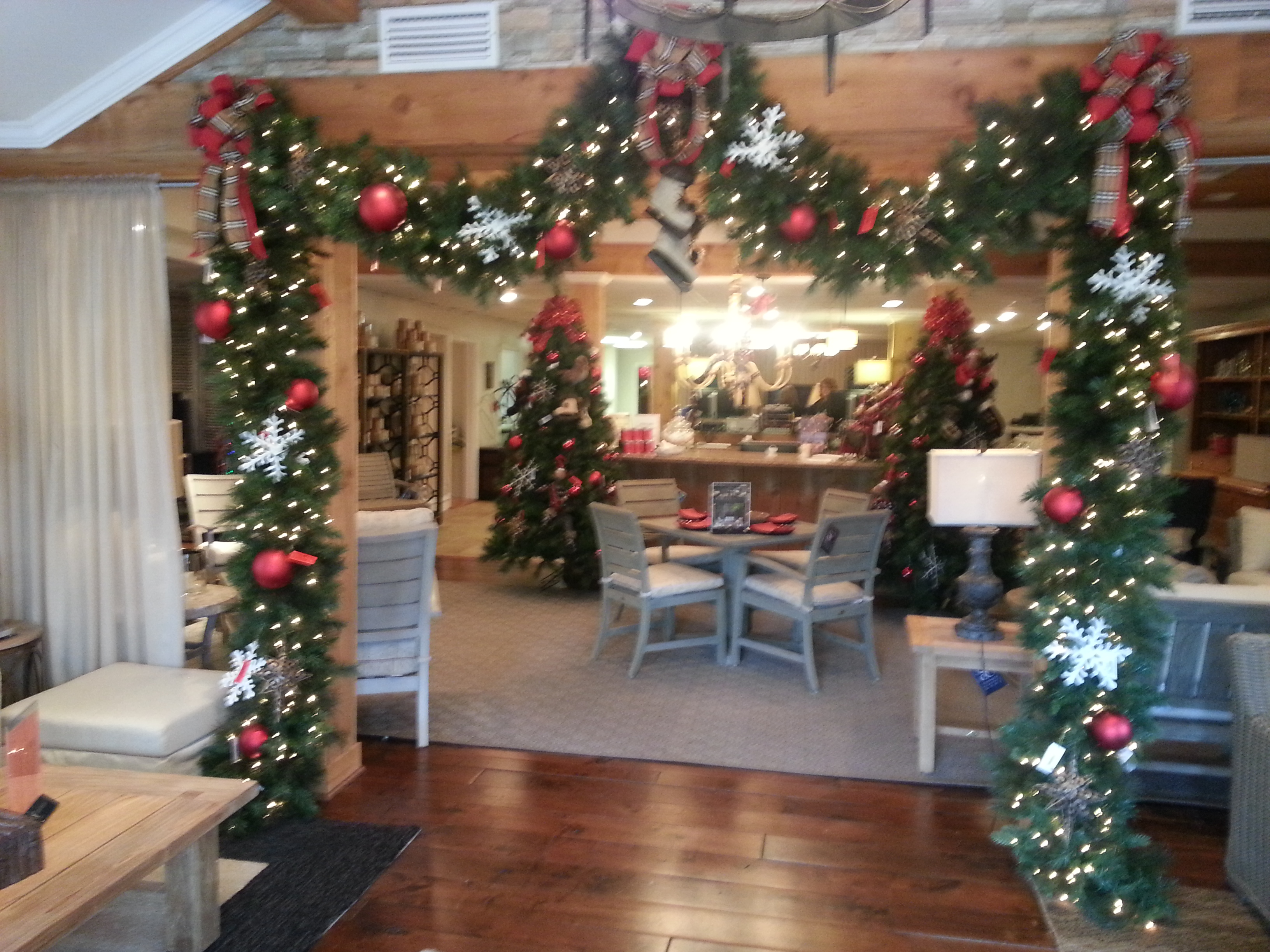 holiday open house | christmas decorations
