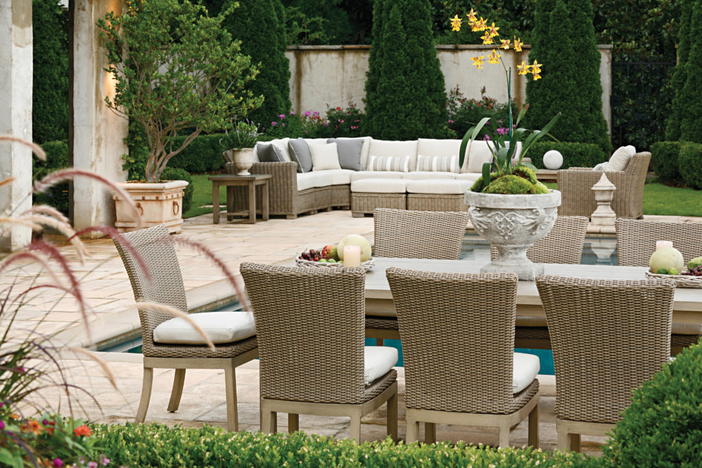 a short history of outdoor furniture summer classics rh summerclassics com TK Classics Patio Sets TK Classics Patio Sets