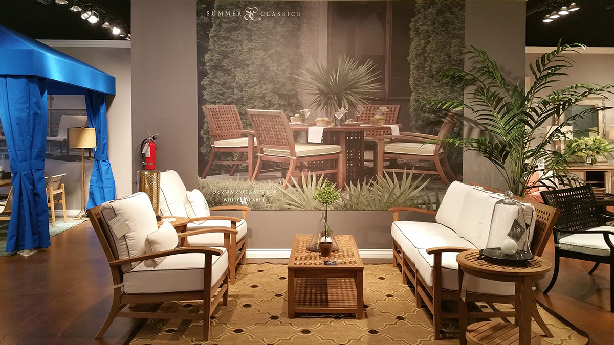 SC Outdoor Furniture Las Vegas Market 2015
