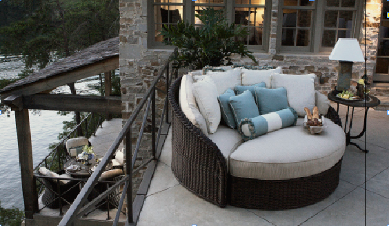 Sedona outdoor daybed