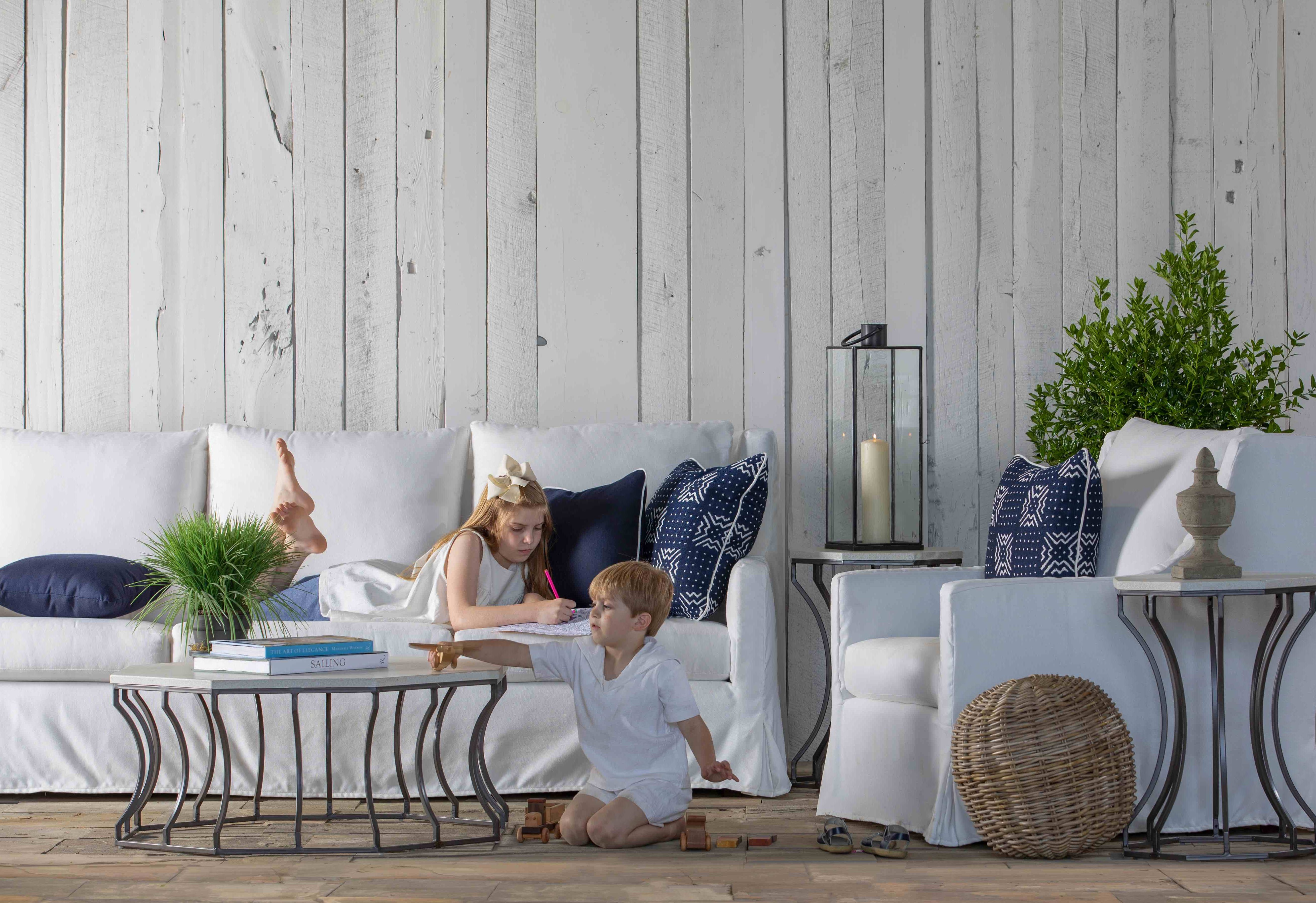 Introducing The New Summer Classics Home Exclusive Outdoor Collection Shelby Brings A Fresh Look To Furniture