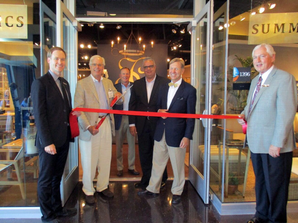 Summer Classics Ribbon Cutting Las Vegas Showroom  2015