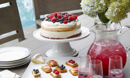 The Dazzling Recipes You Need July Fourth: Part One