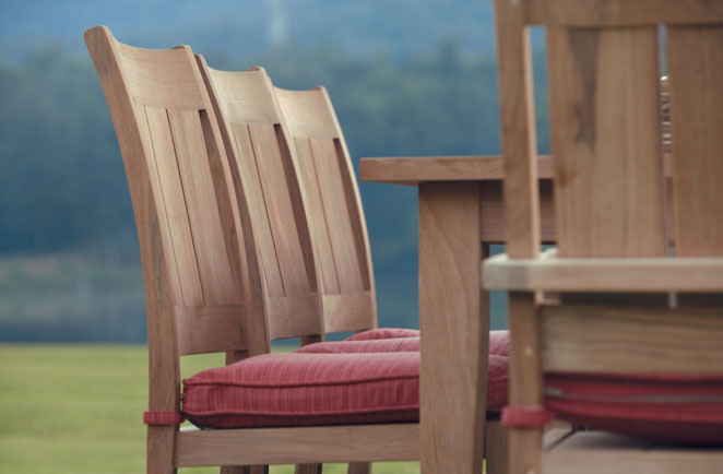 Peek Of Teak 5 Differences In Summer Classics Wood Outdoor