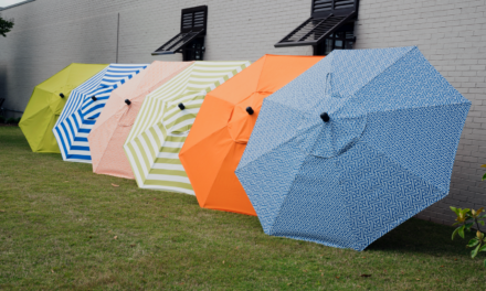 The Art of Buying the Perfect Patio Umbrella