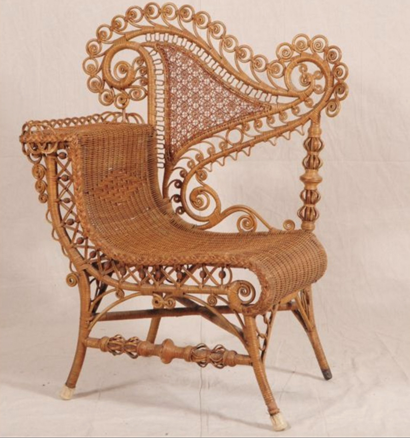 Victorian Wicker - A Short History Of Outdoor Furniture Summer Classics