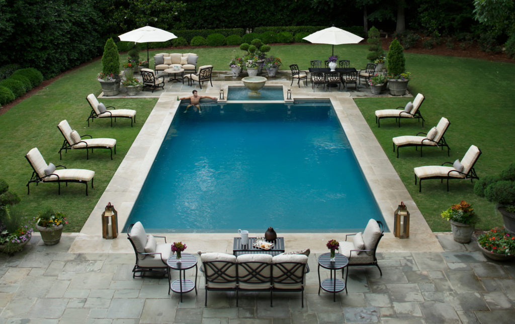 luxury outdoor furniture | Westport Collection | pool furniture - Summer Classics: Luxury Outdoor Furniture