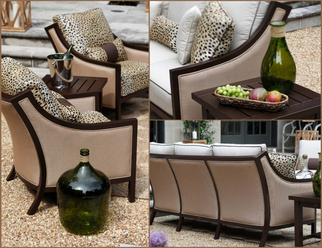 high point market outdoor furniture   Barcelona Collection