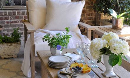 StyleMaker Jennifer Prock's Patio Makeover