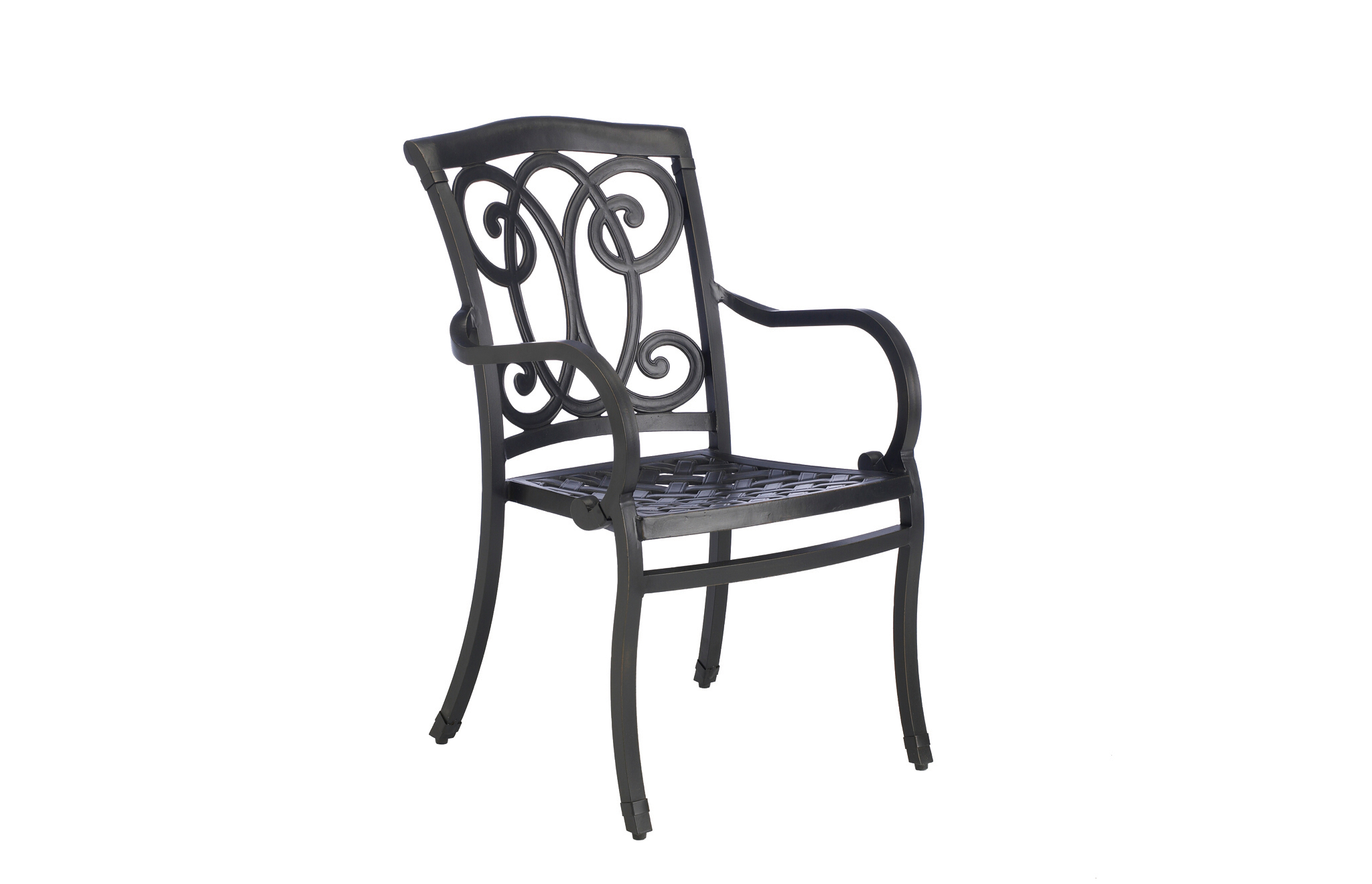 Wrought Iron Arm Chairs ~ Origin of the perfect picnic from wrought iron patio