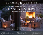 Chicago Casual Market 2015 Outdoor Furniture Challenges Convention