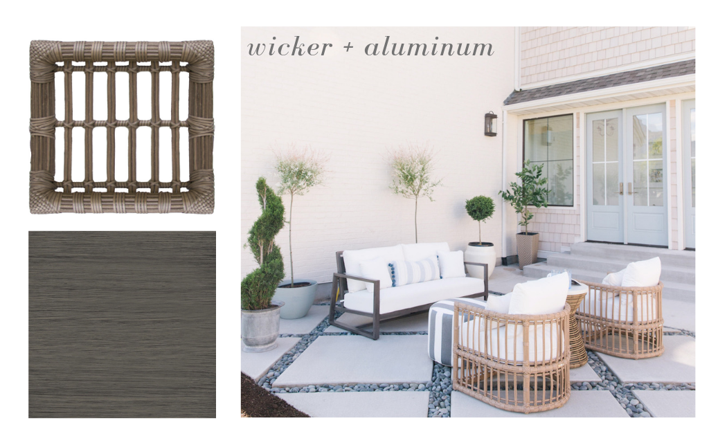 How To Mix And Match Outdoor Furniture, Outdoor Furniture Near Nashville Tn